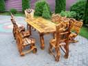 Möbel für Garten aus Massivholz